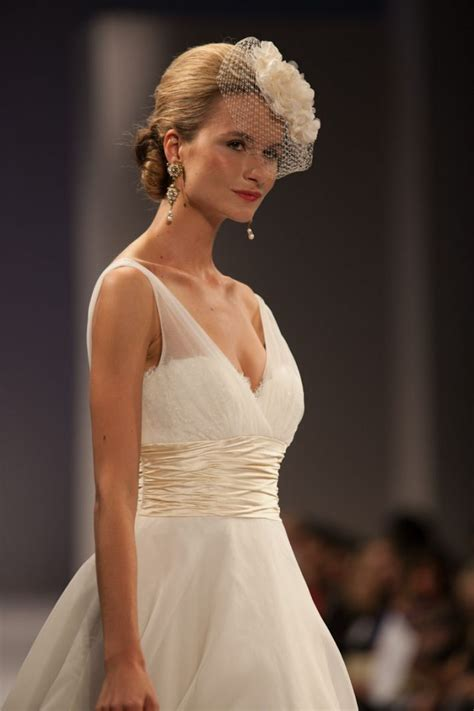 Vintage Bridal Hair 2013 by Eleven Gorgeous Wedding Hairstyle Ideas From The Bridal