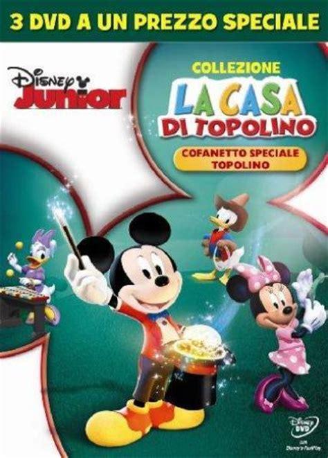 cartoni animati la casa di topolino la casa di topolino cofanetto speciale topolino 3 dvd