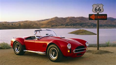 Classic Car Wallpaper Set Options by Cars Route 66 Ac Cobra Wallpaper Allwallpaper In 10293