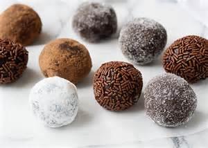 chocolate rum balls baked bree