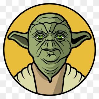 star wars yoda vector clipart  pinclipart