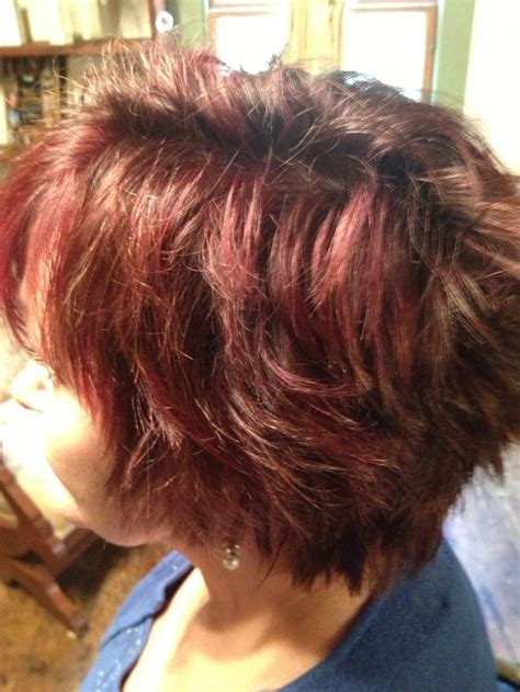haircuts bangor me best 25 red violet highlights ideas on pinterest red