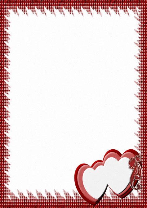 a4 valentines day holiday stationery pg 1