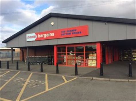 home bargains marsh road rhyl opening times directions