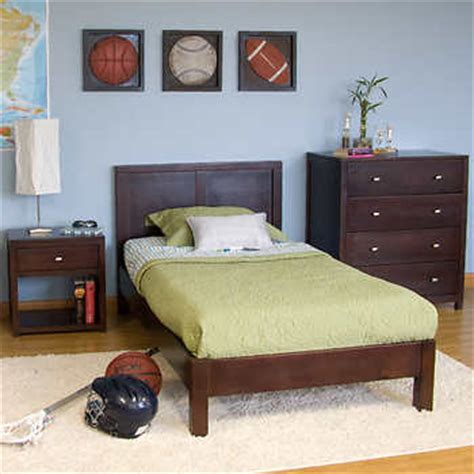 costco twin bed modeno 3 piece twin bed set