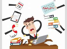Top 60 Busy Clip Art, Vector Graphics and Illustrations ... Clipart Stressed