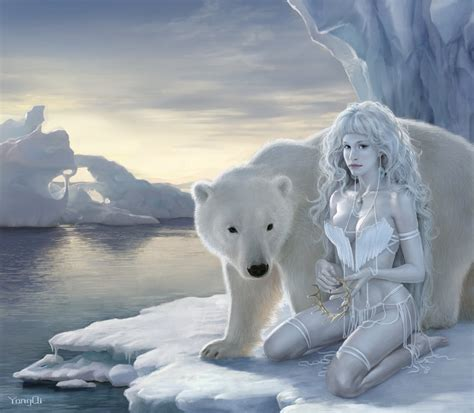 Snow Blue blue snow by yangqi on deviantart