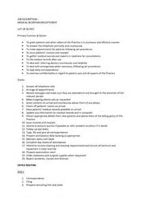 Duties Checklist Template by Best Photos Of Duty Checklist Template Office Duties