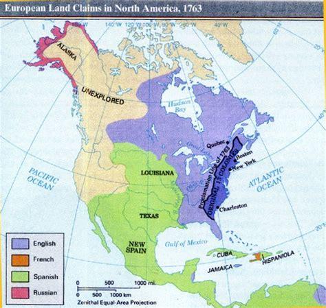 america map of 1763 maps that infuriate me european claims to america