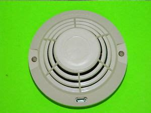 est edwards 5551f addressable heat detector fire alarm