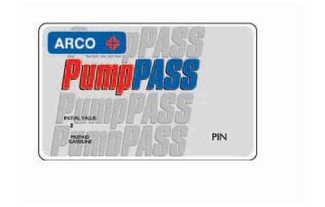 arco gas gift cards bulk fulfillment order online pumppass - Arco Gas Gift Cards
