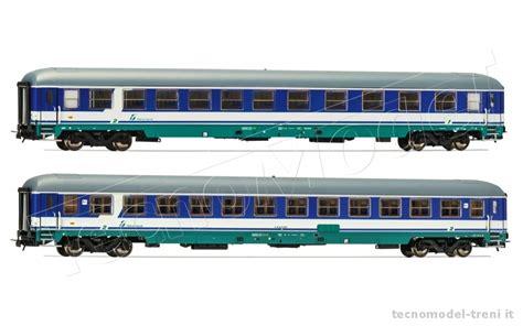 carrozze uic x rivarossi hr4225 fs set 2 carrozze tipo uic x 1975 livrea