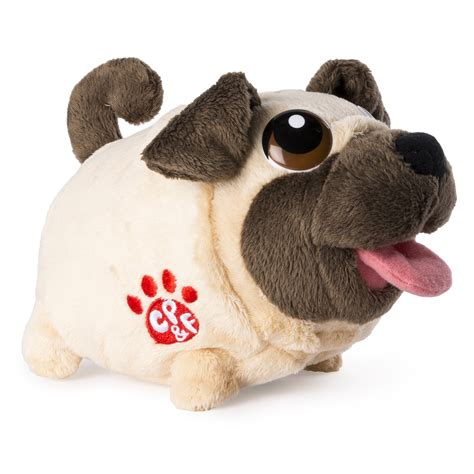 pug toys r us puppies friends bumbling puppies plush pug
