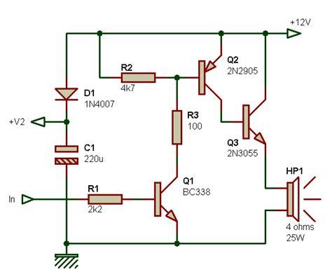 transistor pnp montage transistor pnp montage 28 images elec quelques rappels theoriques maison du libre brest