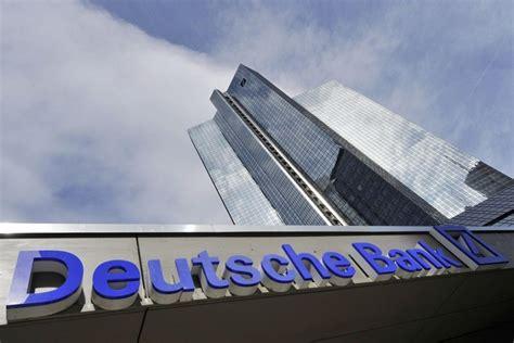 deutsche bank höchst manipolazione dei tassi di cambio 232 scandalo shock
