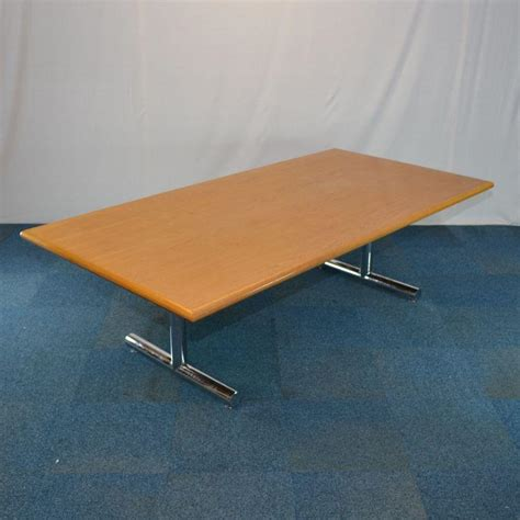 Sven Boardroom Table Sven Oak Veneer 2500x1250 Boardroom Table