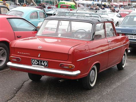 opel car 1965 1965 opel kadett information and photos momentcar