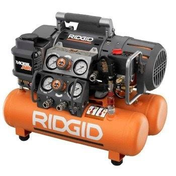 Factory Reconditioned Ridgid Zrof50150ts 5 Gallon Oil Free