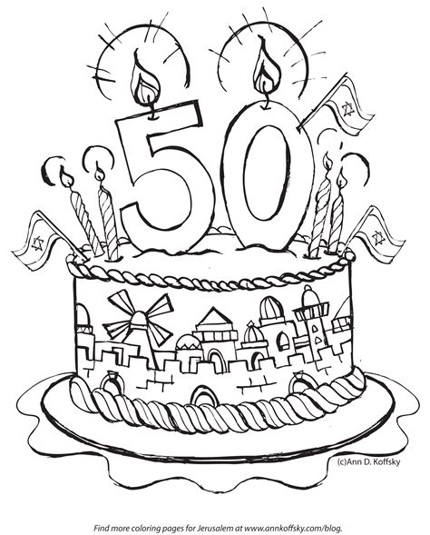 50 Coloring Page by 50th Anniversary Coloring Pages Coloring Pages