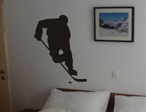 hockey wall mural 25 best ideas about hockey room decor on hockey room boys hockey bedroom and
