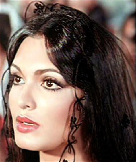 parveen babi and zeenat aman songs who do you like better zeenat aman or parveen babi