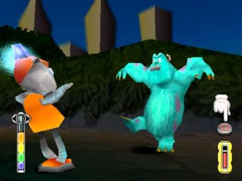 let s play monsters inc scare island city park part