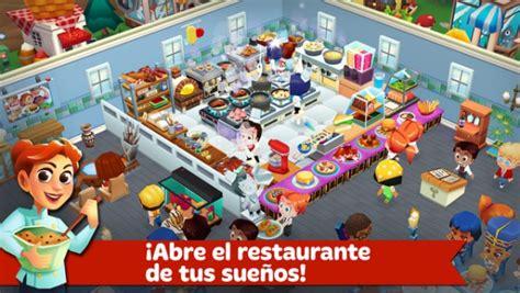 juegos de cocina restaurantes 3 juegos de cocina gratis para y android pequeocio