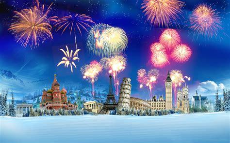 new year around the world by tanjakrstevska desktop
