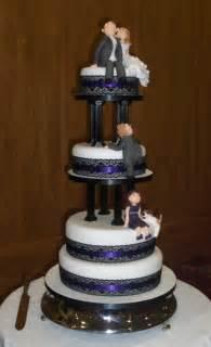 Tiered Wedding Cakes Some Recent Wedding Cakes 171 Jenny S Cake Blog Wedding Cakes And Birthday Cakes