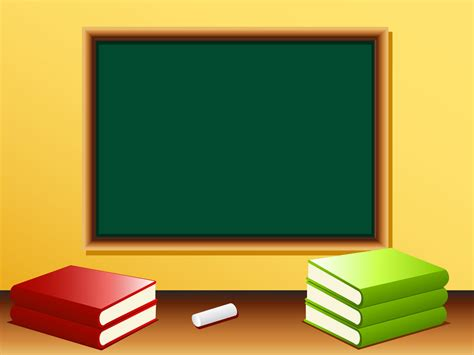 classroom powerpoint templates blank blackboard in a class room ppt backgrounds blank