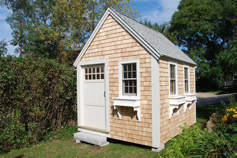 Cape Cottages by Salt Spray Sheds Custom Built Sheds Custom Garden