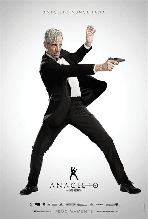 anacleto agente secreto cartel de anacleto agente secreto poster 3 sensacine com