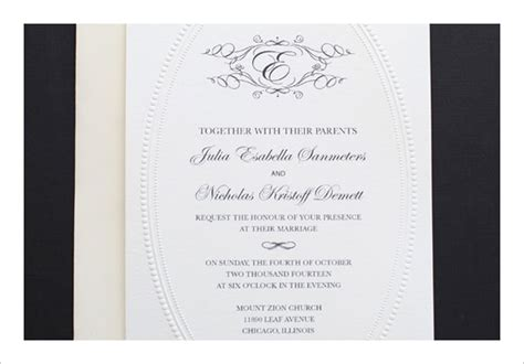 free wedding invitation templates with photo printable invitation kits free wedding invitation templates