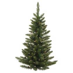 vickerman 3 ft camdon fir pre lit christmas tree at hayneedle