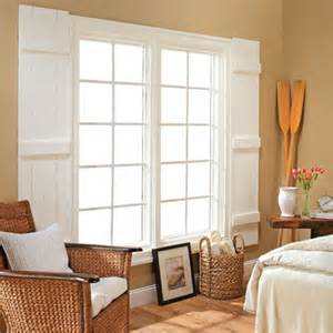 cottage style shutters home dzine home diy diy cottage style shutters