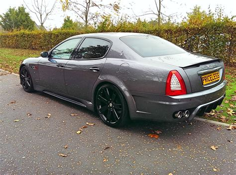 maserati quattroporte 2006 for sale used 2006 maserati quattroporte for sale in middlesex