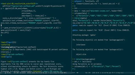 emacs workflow an emacs starter kit for the social sciences