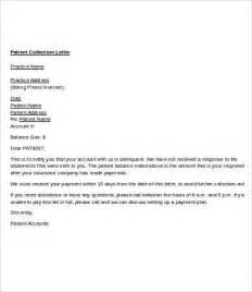 collections letter template collection letter template 7 free word pdf format