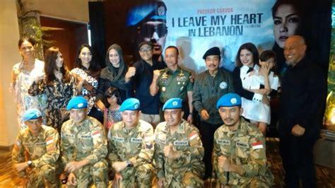 film boboho tentara bahasa indonesia rio dewanto tentara indonesia disukai warga lebanon pt