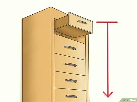 schublade ohne schiene 5 formas de remover gavetas wikihow
