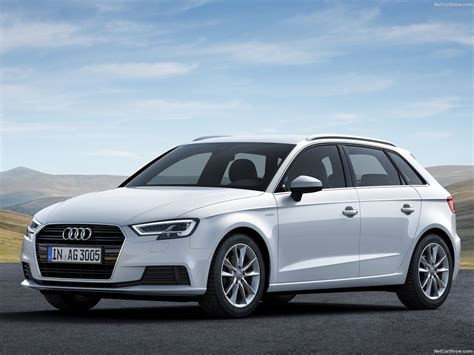 Audi A3 Sportback g tron (2017) picture 1 of 20