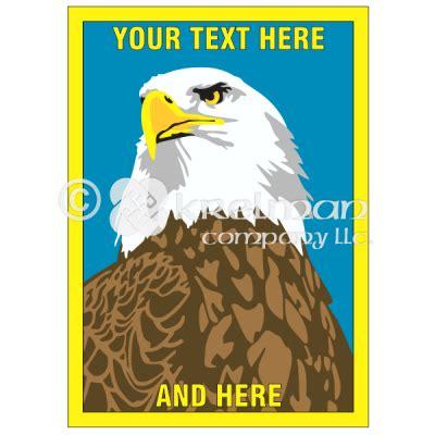 product tags bald eagle krelman patch