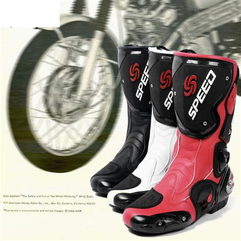 road motorbike boots pro biker brand new high quality fashion motorcycle boots