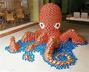 how to build a canned food sculpture the supreme plate canned food sculptures canstruction