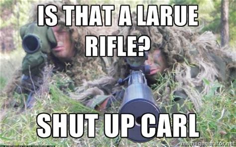 Stfu Meme Generator - rifles carl meme and memes on pinterest
