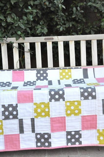 4 Inch Square Quilt Pattern by Easy Quilt With 4 Inch Squares Quilt Sewing