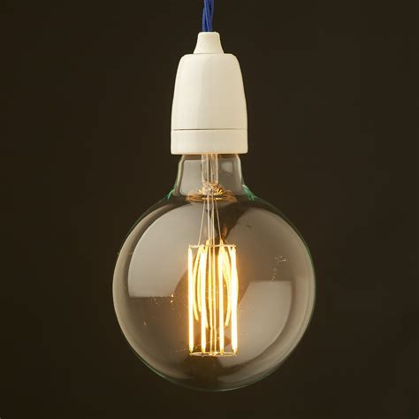 and white bulb lights edison style light bulb e27 white porcelain pendant