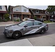 Where Hollywood Gets Its Cop Cars Hint Ontario  The