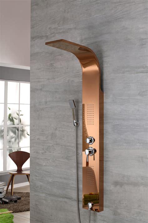 decouvrir la meilleure colonne de douche en