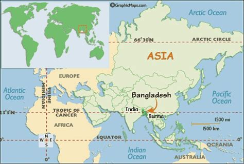 where is dhaka on the world map dhaka bangladesh map world